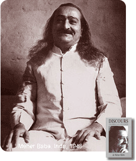 Meher Baba, Inde, 1948